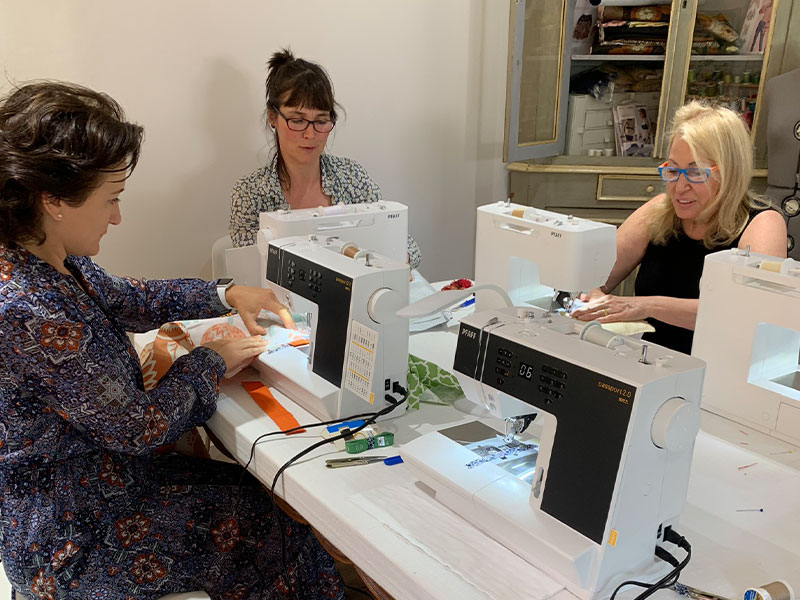 Sew Off The grid - Sewing Workshop